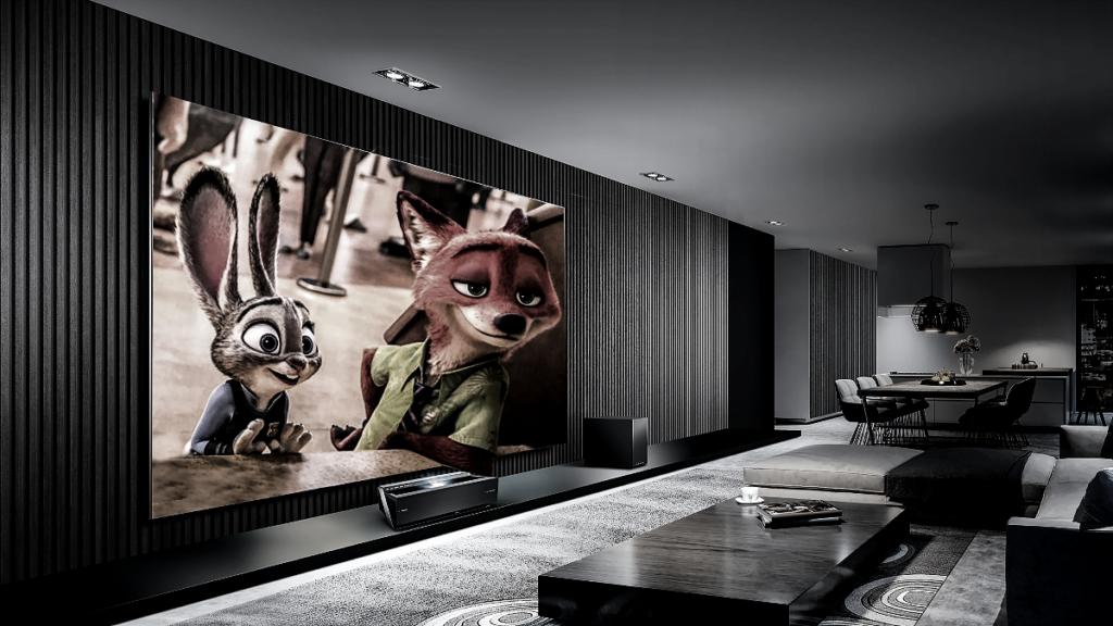 Outstanding 4K projectors