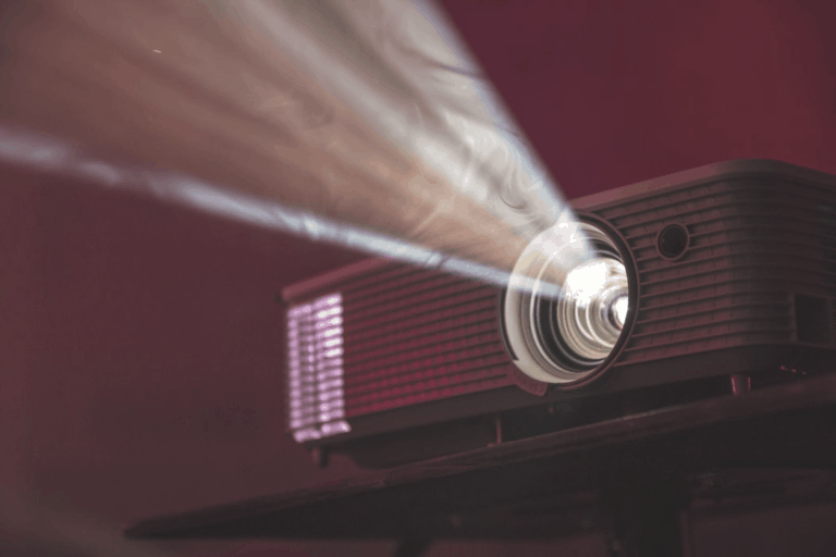 Projector in Action