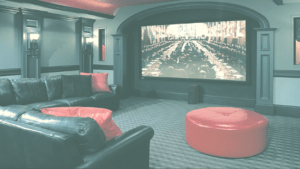 Affordable Home Theater Seating